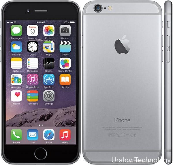 ремонт iPhone 6 Прага